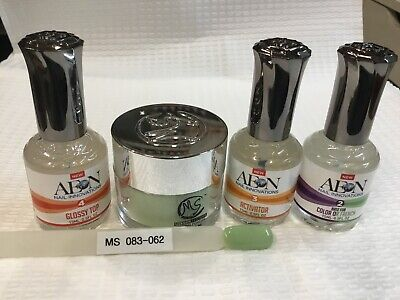 AU69 • Buy SNS MS MYSTIC SYSTEMS 083-062 Nail Dipping Powder Kit Signature Nails System AUS