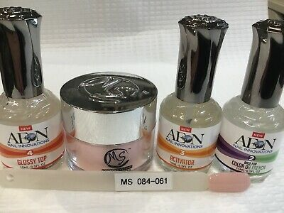 AU69 • Buy SNS MS MYSTIC SYSTEMS 084-061 Nail Dipping Powder Kit Signature Nails System AUS