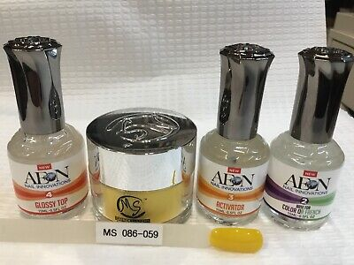 AU69 • Buy SNS MS MYSTIC SYSTEMS 086-059 Nail Dipping Powder Kit Signature Nails System AUS