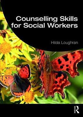 Counselling Skills For Social Workers By Hilda Loughran (English) Paperback Book • 35.44£