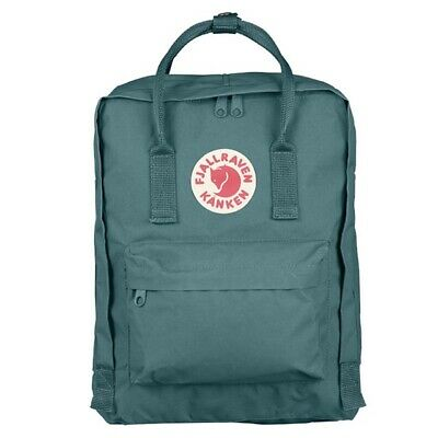 AU33.99 • Buy 20L Green Unisex Backpack Fjallraven Kanken Travel Shoulder School Bags AU Stock