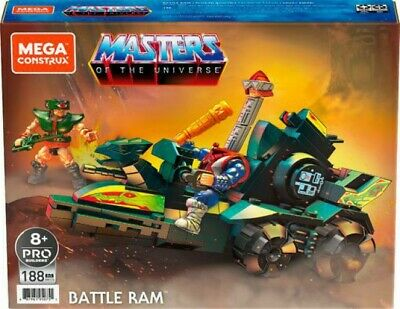 $36.99 • Buy Mega Construx Masters Of The Universe Battle Ram Set