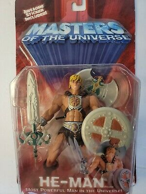 $32 • Buy Masters Of The Universe 200X  He-Man  6  Action Figure 2002