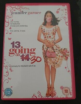 13 Going On 30 (DVD, 2004) • 0.01£
