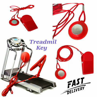 AU8.97 • Buy Treadmill Safety Key Running Machine Magnetic Security Switch Lock Fitness WH