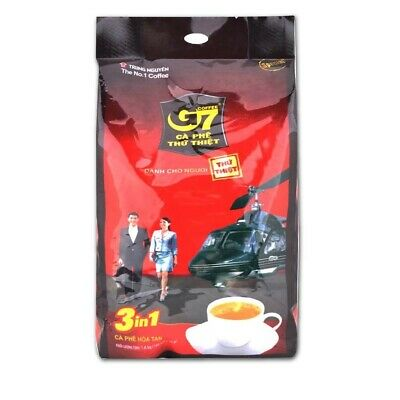AU17 • Buy Trung Nguyen G7 Instant Coffee 3IN1 ( 100sticks 16g)