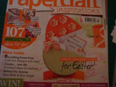 Card Making Magazines X 3  (lot 2) • 1.50£