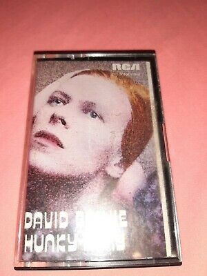 David Bowie - Hunky Dory LP Cassette Tape RCA NK 83844 • 5.99£