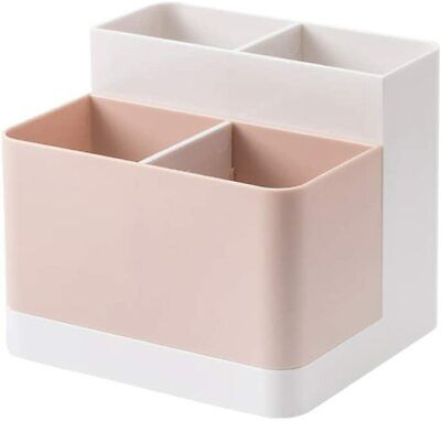 £15.25 • Buy Desktop Storage Organizer Pencil Card Holder Box Container For Desk Office