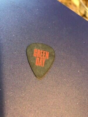 $ CDN1.26 • Buy ((( GREEN DAY )) Guitar Pick Picks Plectrum ***VERY RARE*** #3