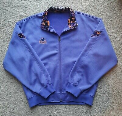 Vintage Kappa Lilac Track Jacket Size Small • 10£