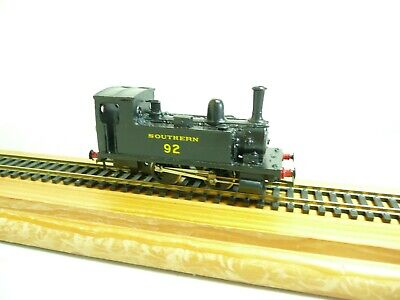 KIT BUILT LSWR B4 0-4-0T No92 SOUTHERN BLACK • 85£