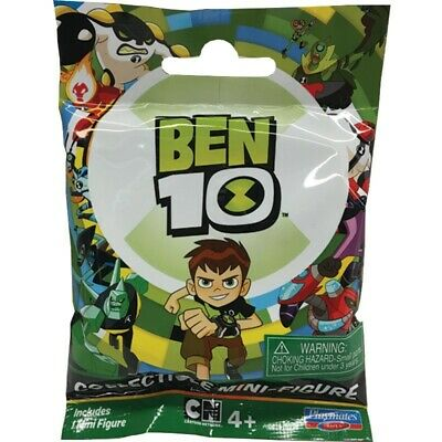 Ben 10 Blind Bag Mini Figure, Surprise Toy, New & Unopened  • 4.99£