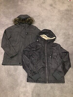 Duck And Cover Mens Waterproof 3 In 1 Coat Size Medium • 7£