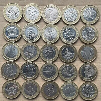 25 X £2 Coins Two Pound Coin Job Lot Bundle 2 Pounds Inc Olympic & Mary Rose • 60£