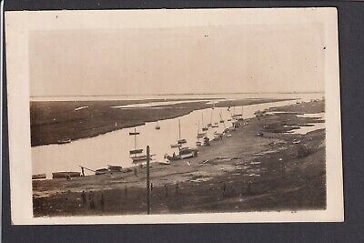 Norfolk? - The Broads? RP Postcard • 3£