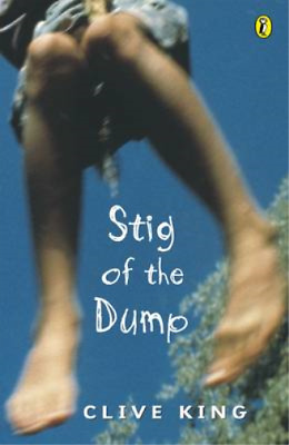 Stig Of The Dump (Puffin Books), King, Clive, Used; Good Book • 3.40£