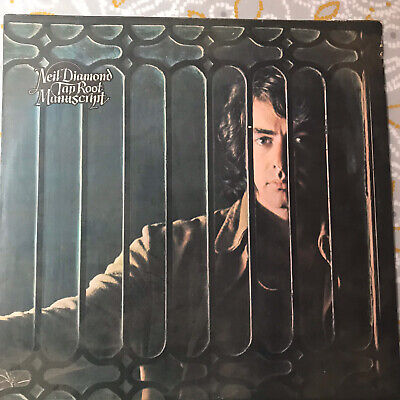 Neil Diamond  - TAP ROOT MANUSCRIPT - 1971 - 12  Vinyl LP MCF 2509 MCA Records • 2£