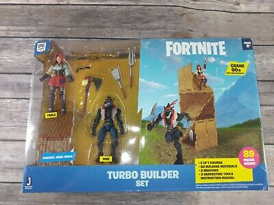 $ CDN43.52 • Buy Fortnight Turbo Builder Set 89 Pices New Open Box Fable Dire..j3