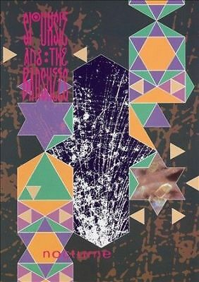 SIOUXSIE AND THE BANSHEES Nocturne DVD BRAND NEW PAL Region 0 • 11.06£