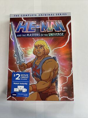 $33.50 • Buy He-Man & The Masters Of The Universe: The Original Series DVD NEW