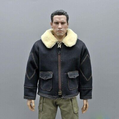 $28.19 • Buy 1/6 Scale M445 WWII US Navy Air Force Pilot Jacket Clothes Fit 12  Figure Doll