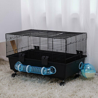 £30.95 • Buy Hamster Cage Animal Play Tubes Tunnel House Gerbil Mice Mouse Cages Rodents