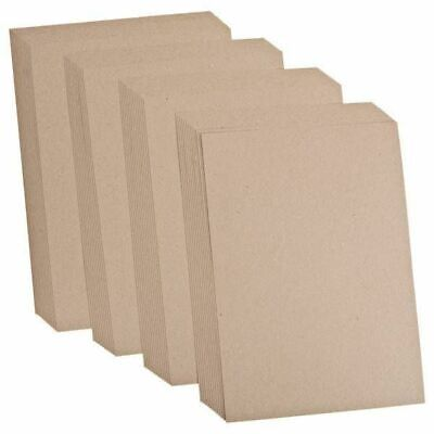 £11.99 • Buy Crafters Companion - Kraft Cardstock A4 - Pack Of 50