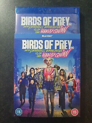 Birds Of Prey: And The Fantabulous Emancipation Of One Harley Quinn Blu-ray   • 9.50£