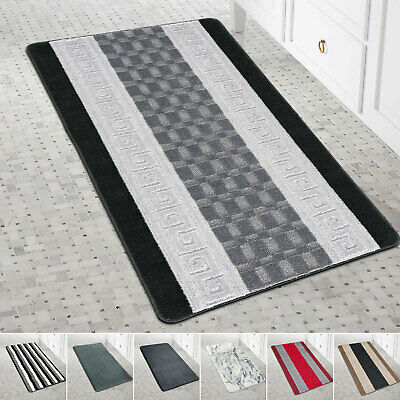 £11.99 • Buy Non-Slip Bath Mat Soft Thick Bathroom Rug Water Absorbent Shower Mat Washable