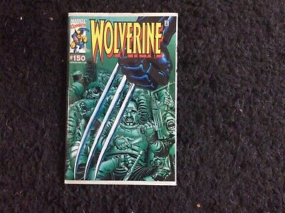 Wolverine Comic Dynamic Forces Exclusive Alternate Cover limited Series • 20£