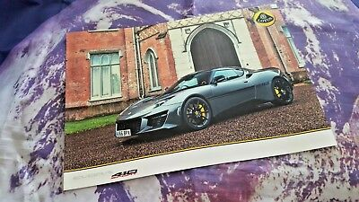 $ CDN15.76 • Buy Lotus Evora 410 Sport Sales Sheet - 4 Sides