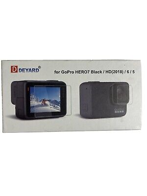$ CDN9.99 • Buy Deyard Screen Protector For GoPro Hero 7 Black