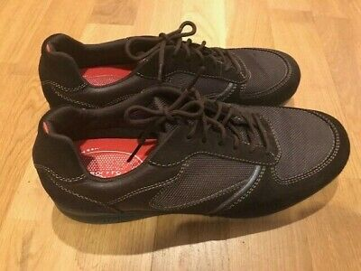 Rockport Women's XCS Lace ,suede/leather/ Neoprene Shoes.  Size 7.5. WORN ONCE • 9.99£