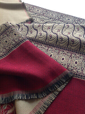 £24.99 • Buy French Style Table Cloth Large Never Used !   88  Long X 80  Wide ( Red )