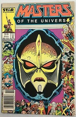 $24.95 • Buy Masters Of The Universe #4 Star Comics (1986)