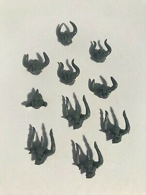 £4 • Buy Warhammer Age Of Sigmar Slaves To Darkness Chaos Marauders 10 Heads