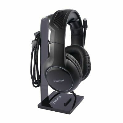 $ CDN15.91 • Buy Headset Headphone Stand Acrylic Universal Earphone Holder With Cable Orgainizer