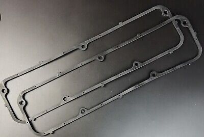 $20.78 • Buy Ford FE 352 360 390 406 427 428 Valve Cover Gaskets Rubber With Steel Core 3/16