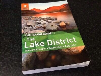 Lake District Rough Guide Book • 4.95£