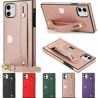AU16.49 • Buy For IPhone 12 Pro 11 X XR 7 8 Plus Leather Wallet Case Magnetic Flip Cards Cover