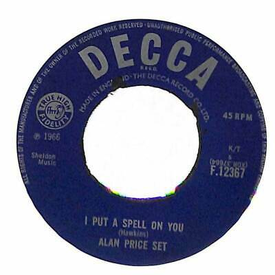 The Alan Price Set - I Put A Spell On You - 7  Record Single • 4.49£