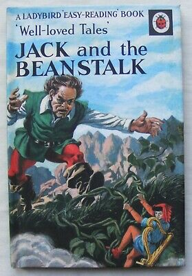 Ladybird Book – Jack And The Beanstalk – WLT 606D – 2015 Edition Mint  • 3.99£