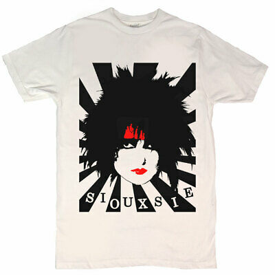 Siouxsie And The Banshees Face T-Shirt • 15.74£