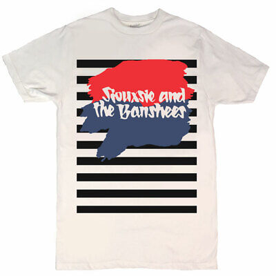 Siouxsie And The Banshees Logo T-Shirt • 15.74£