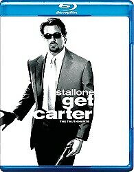 £15.99 • Buy Get Carter - Sylvester Stallone -  Blu Ray -  New & Sealed - Region Free