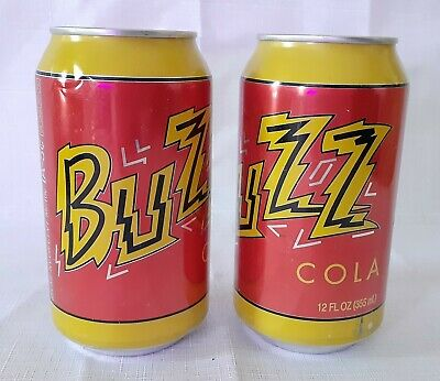 $ CDN10.06 • Buy The Simpsons Buzz Cola Full Can - Limited Edition - 2007