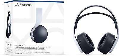 AU210 • Buy Official Sony PS5 Wireless Gaming Headset Pulse 3D.AUSTOCK. FREE EXPRESS POSTAGE