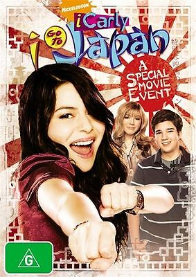 ICarly - IGo To Japan - NEW+SEALED RARE  • 6.63£