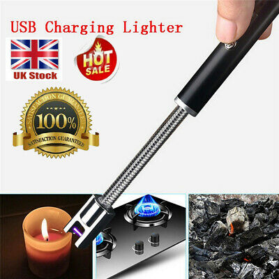 £8.99 • Buy BBQ Gas Lighter Electric Ignition Outdoor Indoor Kitchen Cooker Touch Sensor UK